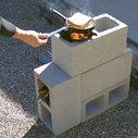 "The ""4 Block"" Rocket Stove! - DIY Rocket Stove - (Concrete/Cinder Block Rocket Stove) - Simple DIY - YouTube"