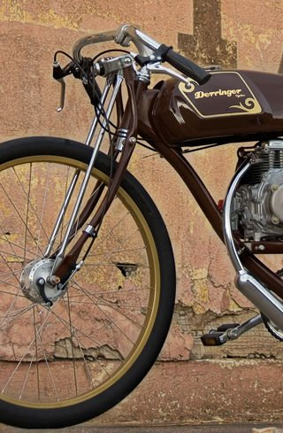 Derringer Cycles - Premium Boardtrack Racers