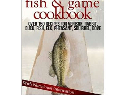 Free Book On Kindle - Fish & Game Cookbook