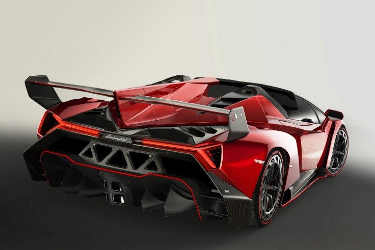 Lamborghini's Veneno Roadster, The Most Expensive Lamborghini