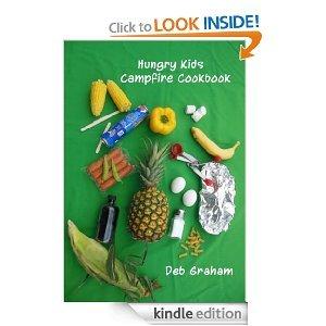 Free On Kindle - Hungry Kids Camp Fire Cookbook (Busy Kids, Happy Kids)