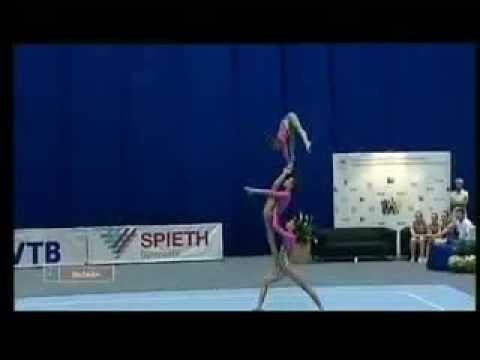 gymnastics unbelievable videos - YouTube
