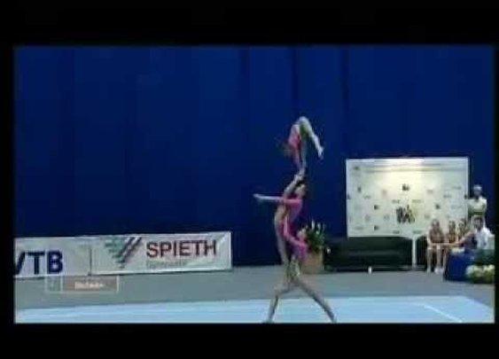 gymnastics unbelievable videos - YouTube