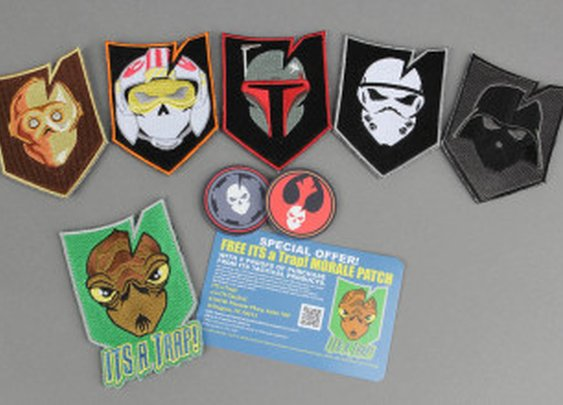 May The Fourth Be With You Morale Patch Collection : ITS Tactical