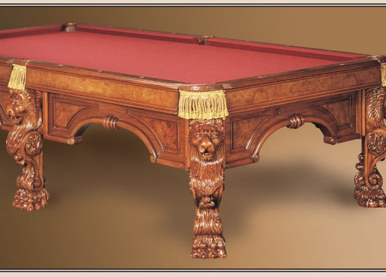 Artisan Billiards Tables - Porter & Sons