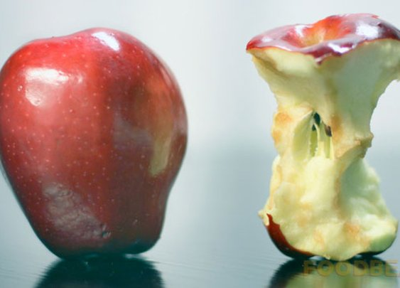 So Apparently, We've Been Eating Apples All Wrong [VIDEO] | Foodbeast