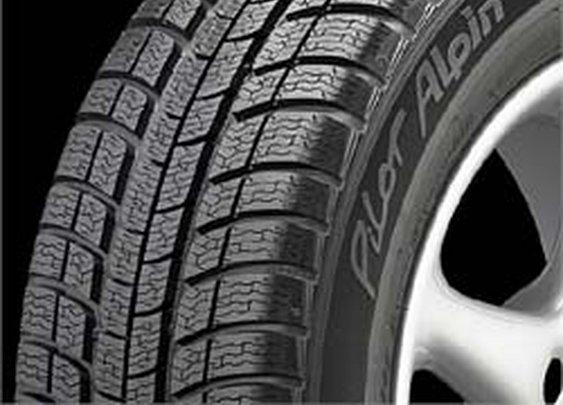 Michelin Pilot Alpin PA2 winter tires for sale