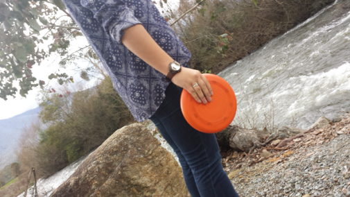 LifeDisc survival frisbee may save your hide