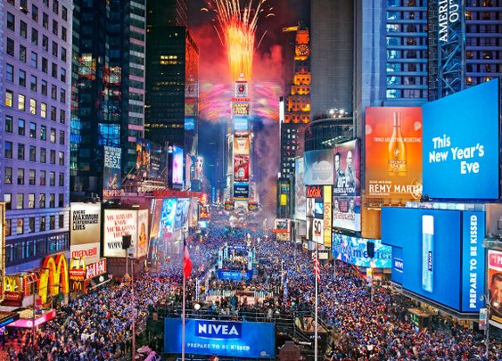 Best Places To Celebrate New Year's Eve