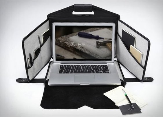 La Fonction No. 1: Mobile Workstation