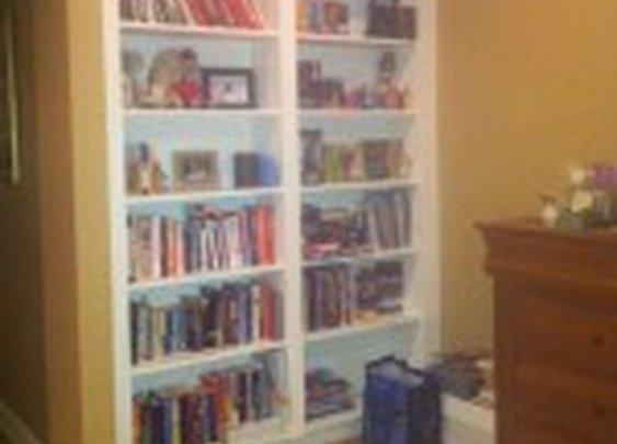 Secret Room Found Behind Bookcase Door | StashVault