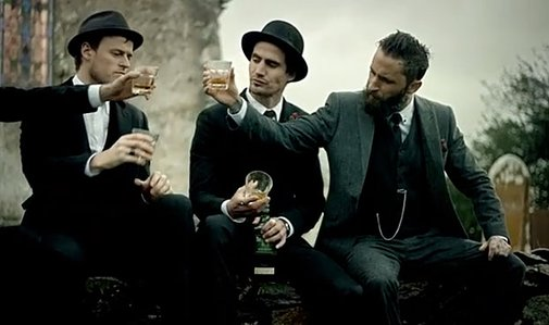 Tullamore Dew Short Film Tells Beautiful Tale of Lost Friend | Creativity Pick of the Day - Advertising Age