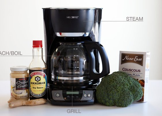 How to Cook Dinner In Your Coffee Maker