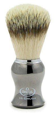 Omega Synthetic Shaving Brush