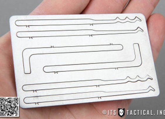 ITS Entry Card : ITS Tactical