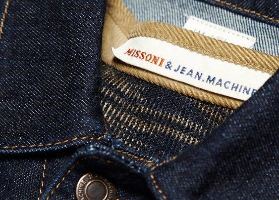 Missoni x Jean Machine
