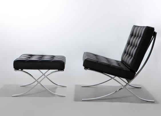 Mies Van Der Rohe Barcelona Chair - BonjourLife