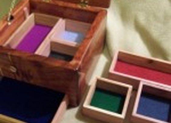 Wooden Box with Secret Drawer | StashVault