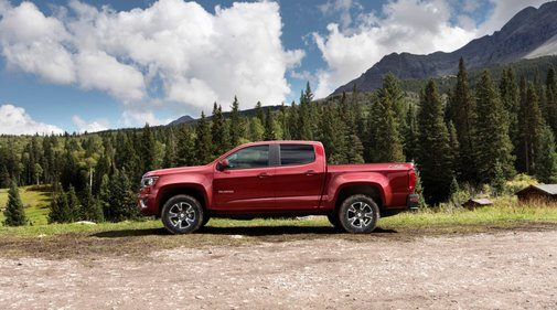 2015 Chevrolet Colorado: Ready For Anything