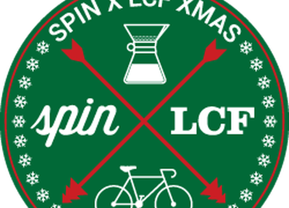 Time for Xmas and @SpinLdn x @LdnCoffeeFest meetup