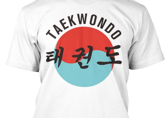 Have Pride! Limited Edition TAE KWON DO  | Teespring