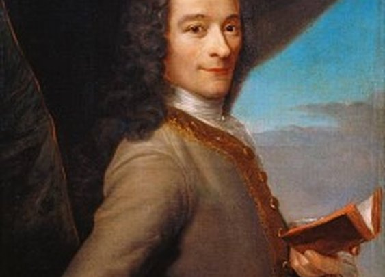Happy Birthday, Voltaire!