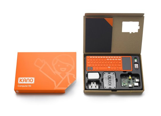 Kano: A computer anyone can make by Kano — Kickstarter