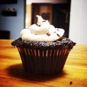 Mexican Hot Chocolate Cupcakes Recipe