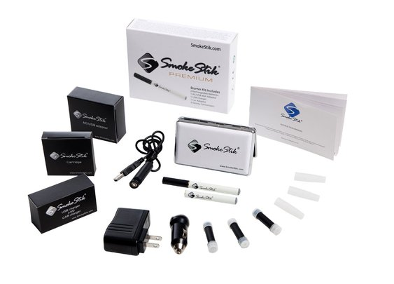 Smoke Stik Review | Electronic Cigarette Reviews | Health E Cig