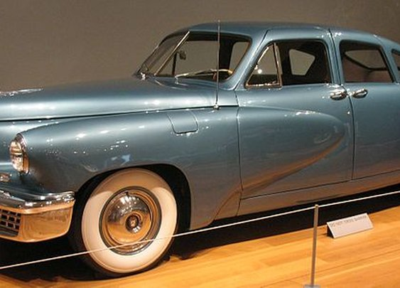 The 1948 Tucker Torpedo