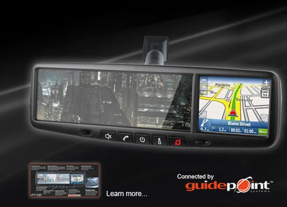 Rydeen Rear View Mirror Nav/Monitor Review | Audithat