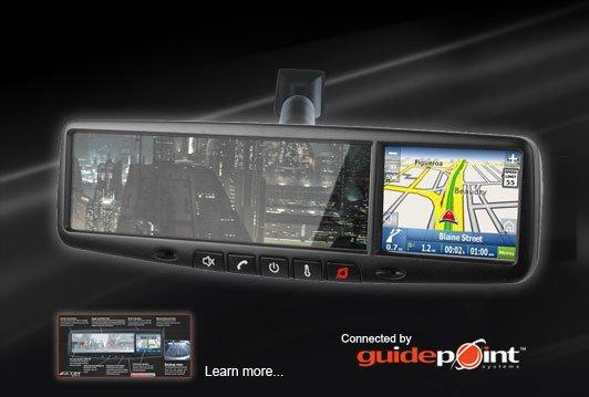 Rydeen Rear View Mirror Nav/Monitor Review | Audithat