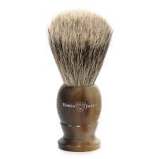 Kent Medium Horn Best Badger Shaving Brush