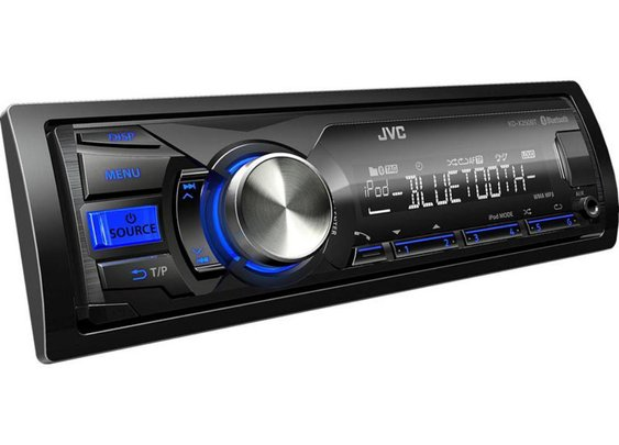 JVC KDX250BT Digital Media Receiver With Bluetooth Review | Audithat