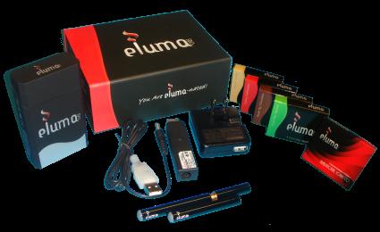 Eluma E Cig Review | Electronic Cigarette Reviews | Health E Cig