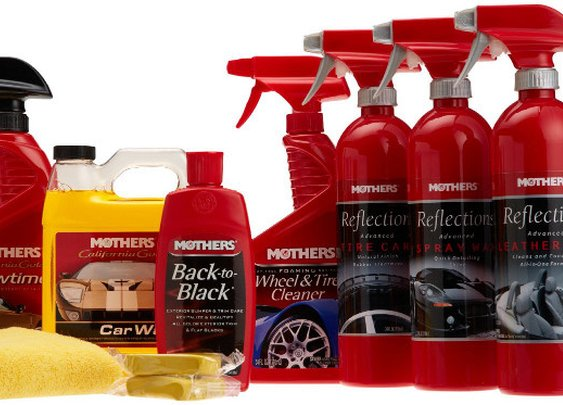 Mothers Hardcore Enthusiast Car Care Kit Review   Audithat