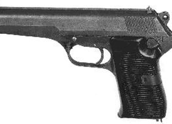 The Makarov Page - The CZ-52