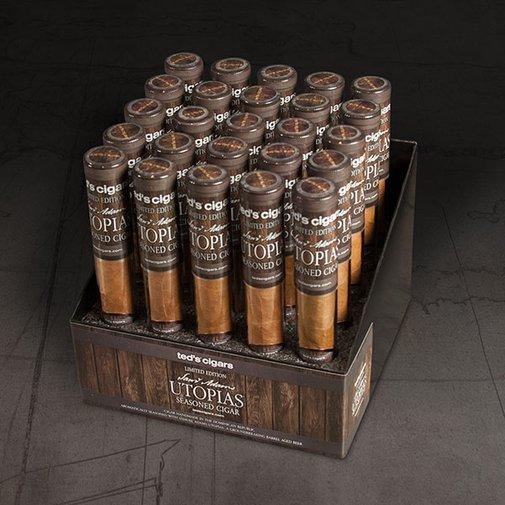 Samuel Adams Utopias 650 Box of 25 Cigars | Ted's Cigars