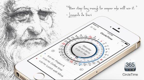 CircleTime - The New Round Calendar