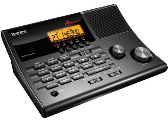 Review Of The Uniden 500 Channel Clock/Radio Scanner With Weather Alert  | Audithat