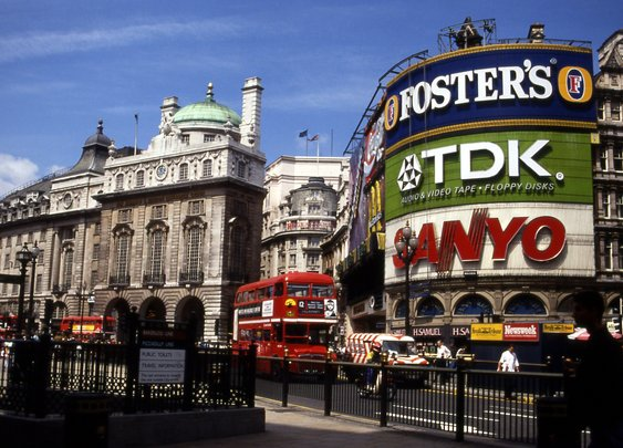 martinvebber: An incredible place to visit in London – Piccadilly Circus