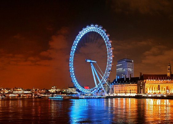 martinvebber: The London Eye is a Must Visit Destination in London