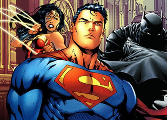 The Top 25 Heroes of DC Comics - IGN