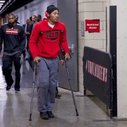 Derrick Rose Out For The Season ~ The Good Guys Corner