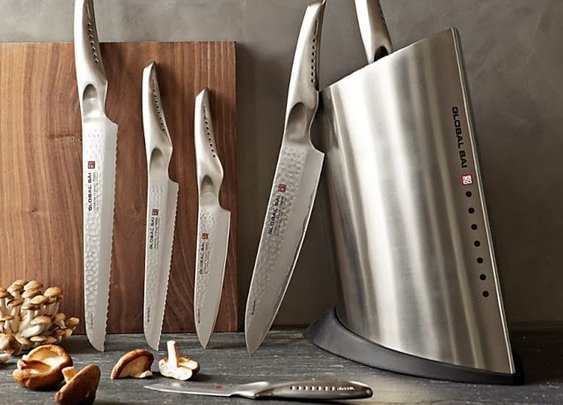 GLOBAL SAI KNIFE SET