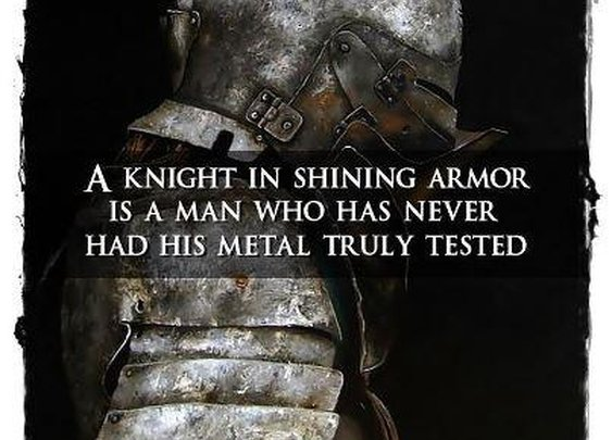 USE YOUR ARMOR