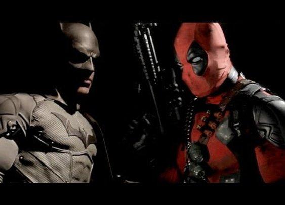 BATMAN vs DEADPOOL - Super Power Beat Down (Episode 8) - YouTube