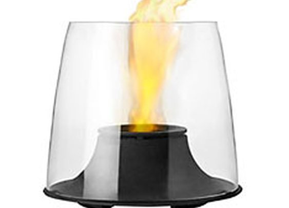 Small Deck - Small Fire.   Stelton - Holmback + Nordentoft - fuego firelight 23.2 x 22.8