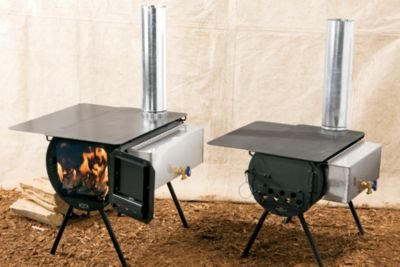 Colorado Cylinder Stoves : Cabela's