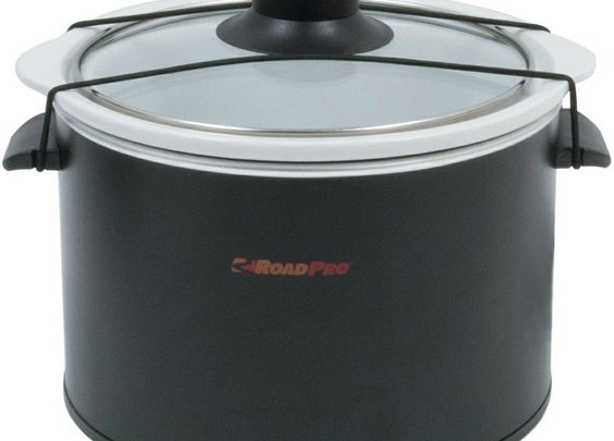 RoadPro 1.5 Quart Slow Cooker Review | Consumer Product Reviews | Audithat